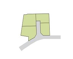 三本松4丁目分譲地