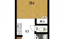 コーポYABE  B102号室